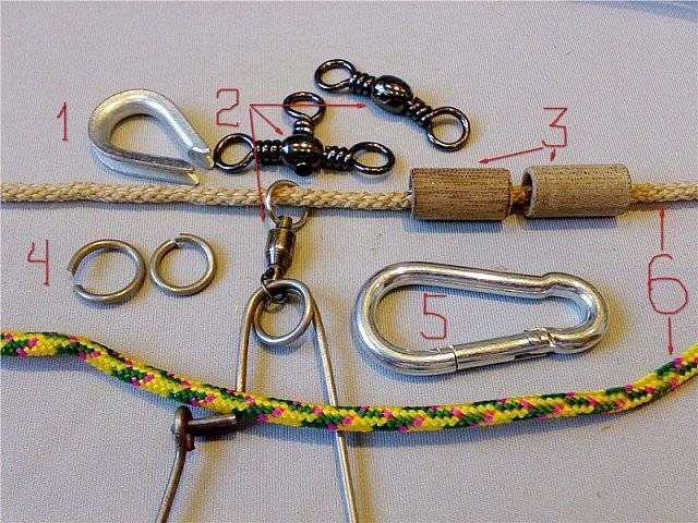 Кукан своими руками-как сделать рыболовный кукан для рыбы,щуки