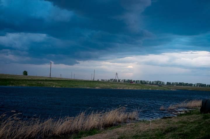 северо западный ветер для рыбалки летом