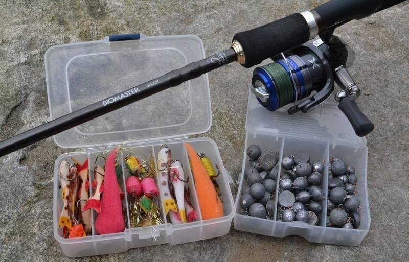 Снасти для рыбалки какие бывают