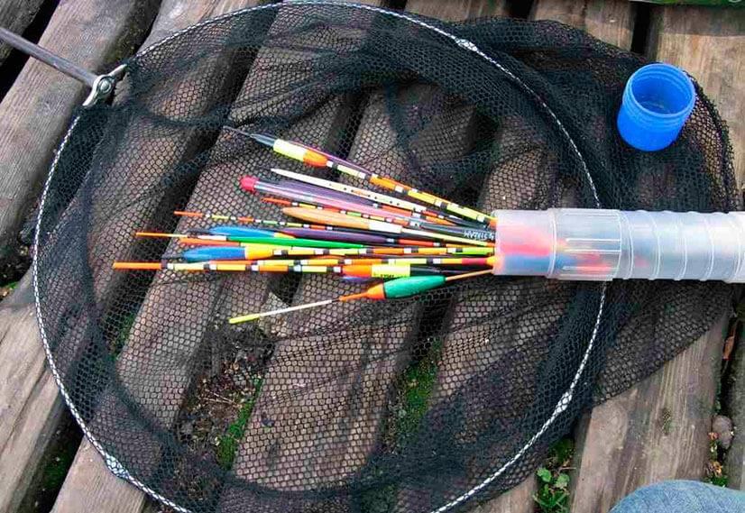 Поплавок для ловли карася