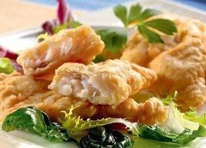 рыба кляр щука