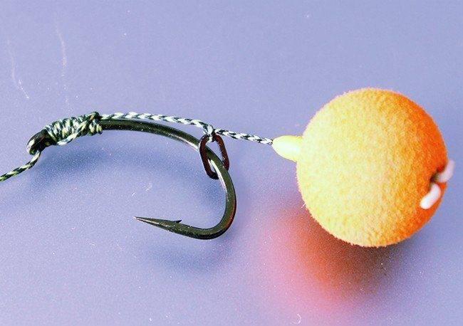 Оснастка должна полностью соответствовать всем условиям рыбалки