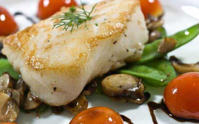 Калорийность рыбы сибас