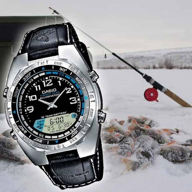 Часы рыбака купить