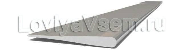 Сечение ножа для квока