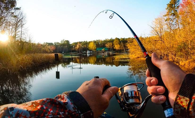 Лучшая погода для рыбалки - раскрываем секреты клева