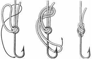 Схема завязки калифорнийского узла