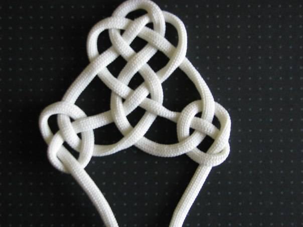 Белая верёвка