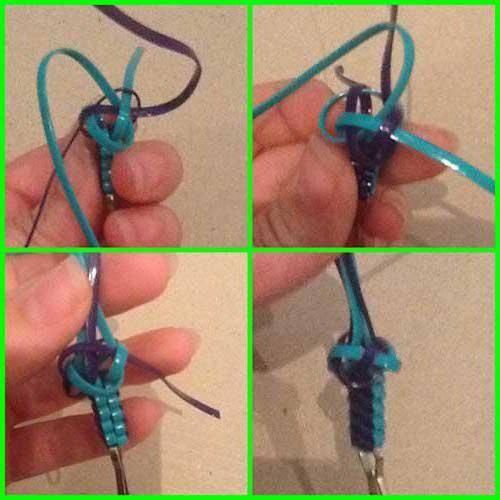 как завязать красивый узел на веревке