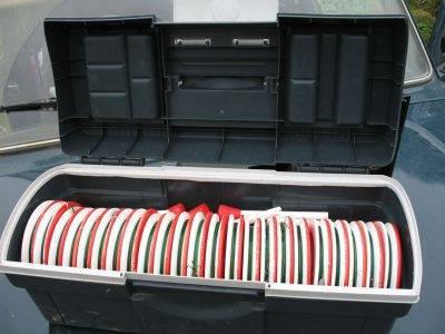 Кружки в чемодане