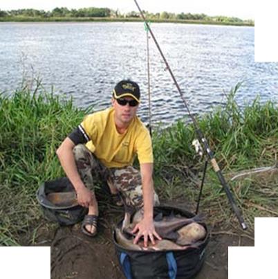 Рыбалка на донку