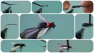 Как сделать мушку для рыбалки