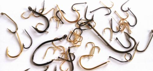 Как определить номер рыболовного крючка