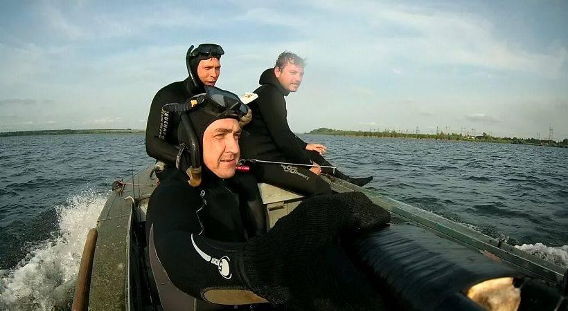 Подводная охота правила