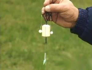 Снасти для ловли толстолобика на технопланктон
