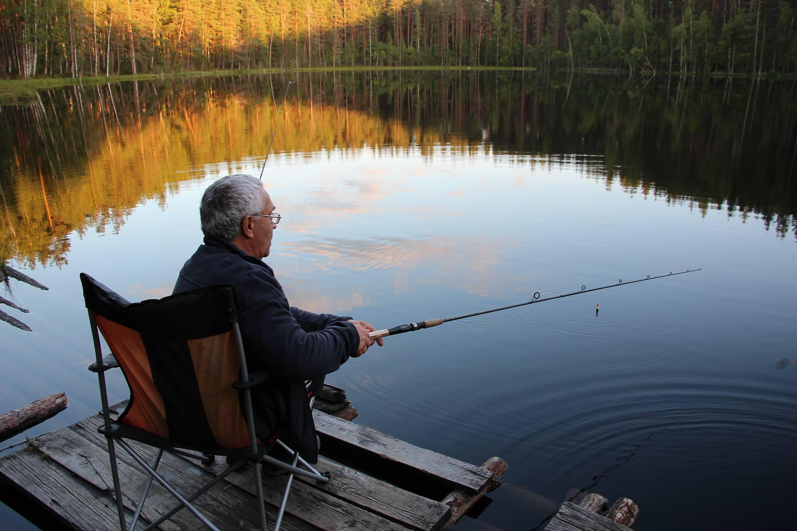 Вуокса места для рыбалки