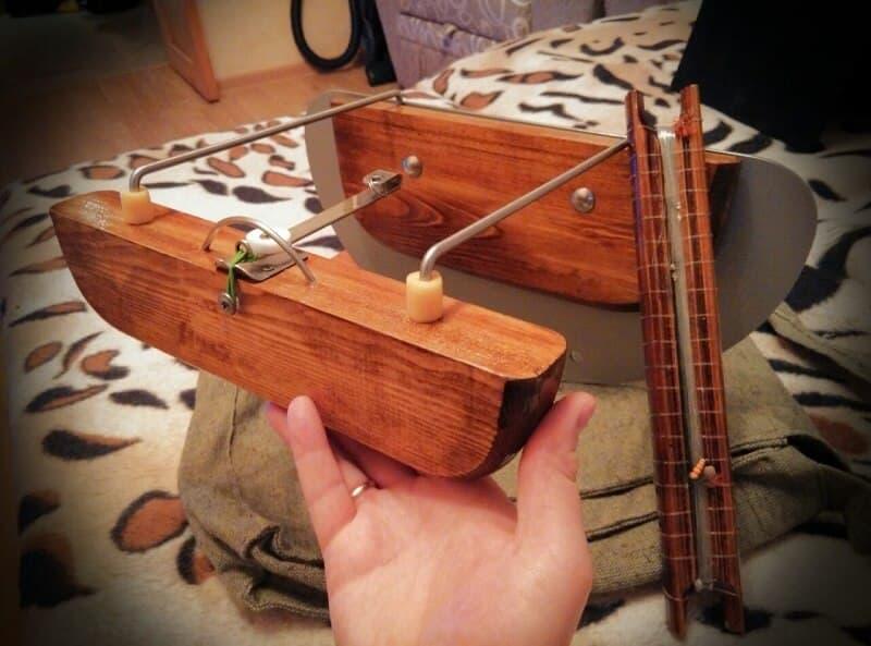 Сделать кораблик для рыбалки