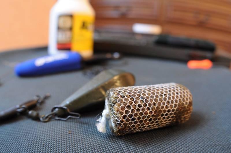 Как пользоваться пва пакетом для рыбалки
