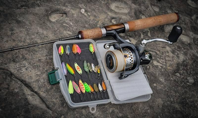 Какие бывают рыболовные снасти