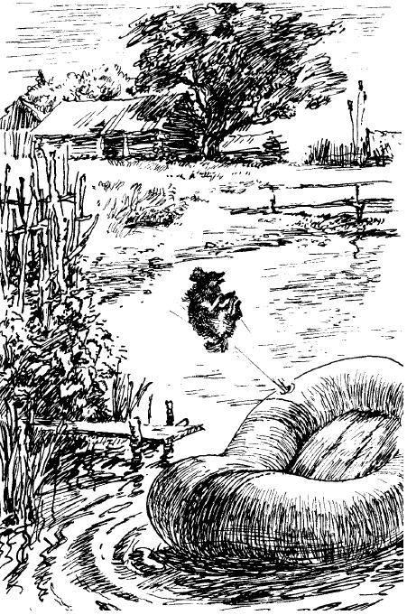 Резиновая лодка читать
