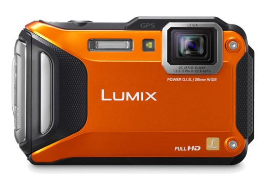 Panasonic Lumix TS-FT5