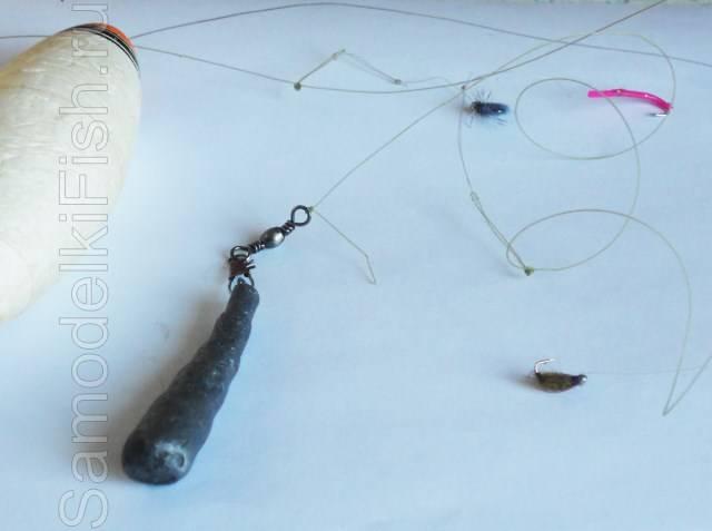 Ходовая донка (балда) - Самоделки для рыбалки своими руками