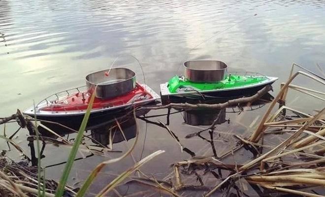 Кораблик для рыбалки своими руками чертежи