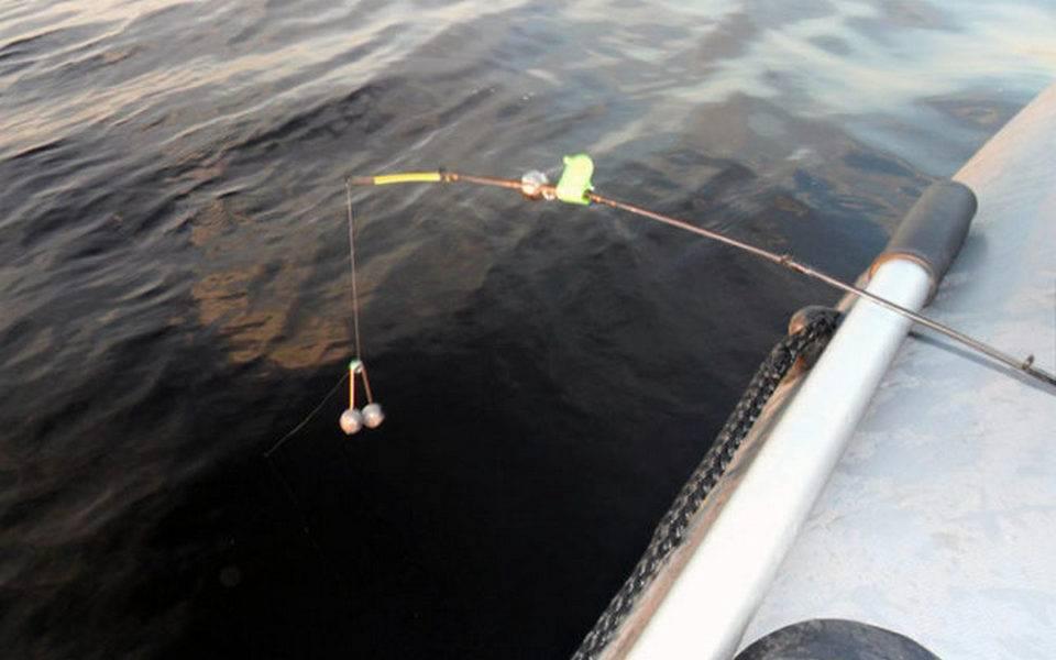 Ловля рыбы на яйца