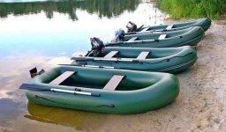 Лодка резиновая или пвх