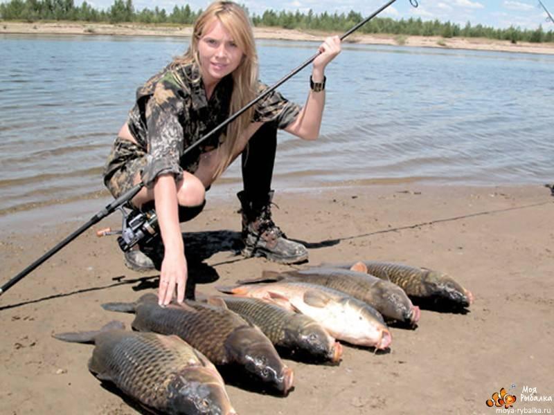Давление для ловли рыбы