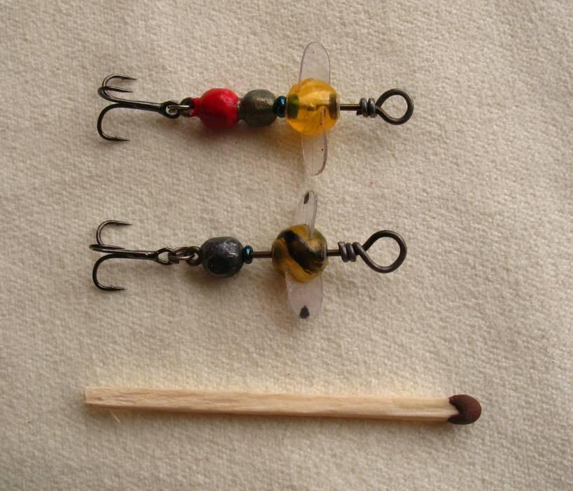 Изготовление приманки для рыбалки