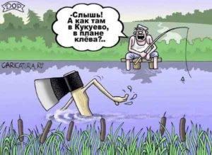 Рыболовная погода
