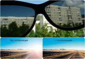 Очки поляризационные полароид