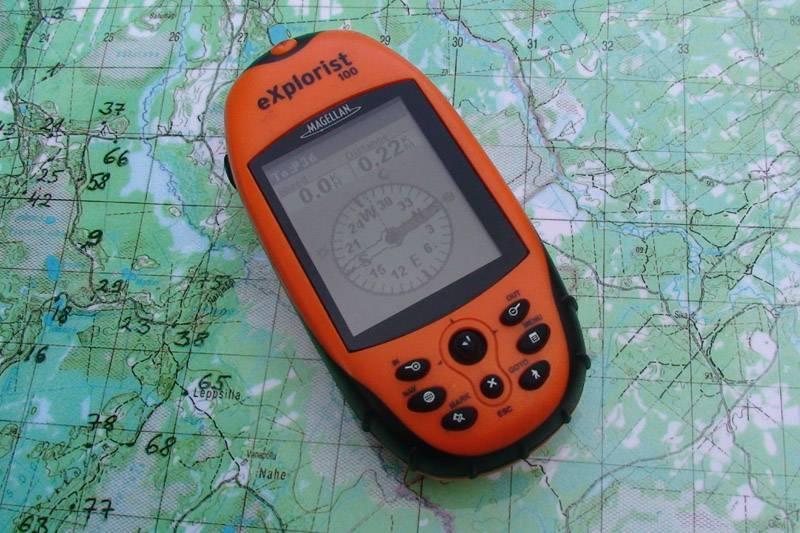 Джипиэс навигатор для охоты и рыбалки