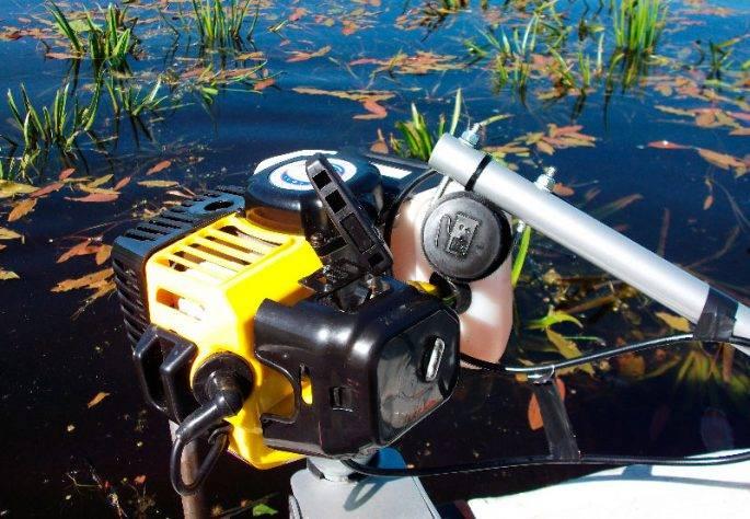 Самодельный водомет для лодки своими руками