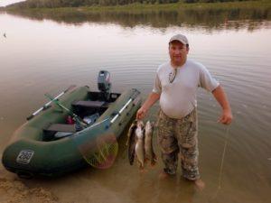 Рыбалка троллингом видео
