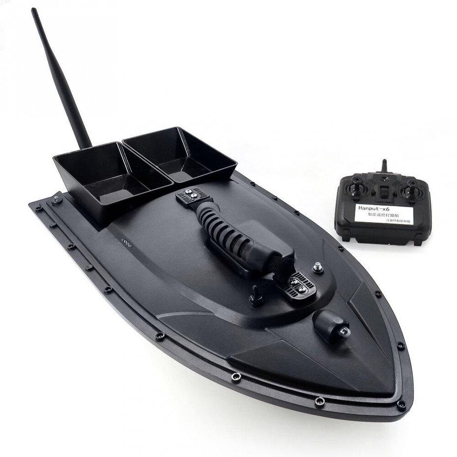 Радиоуправляемый кораблик для рыбалки